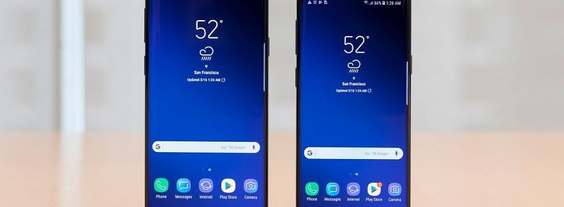 Samsung Galaxy S9 durability tested by SquareTrade, only marginal improvements over the Galaxy S8