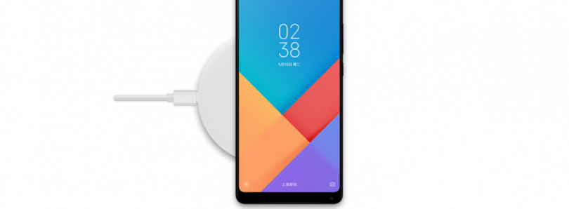 Xiaomi Mi Mix 2S Tidbits: Bottom Front-Facing Camera, Wireless Charging, ARCore Support