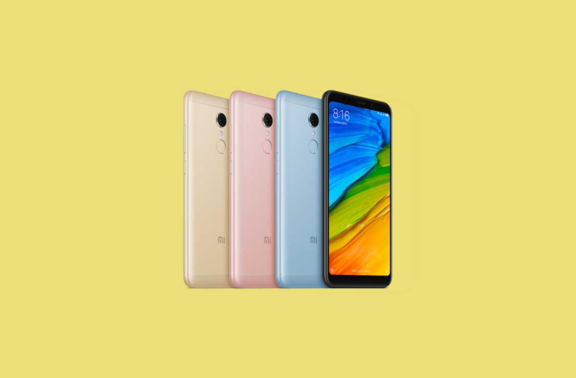 Xiaomi Redmi 5 Launches In India With 189 Display And Snapdragon 450 3s Pro 3 32 Gb Rom Global Gold