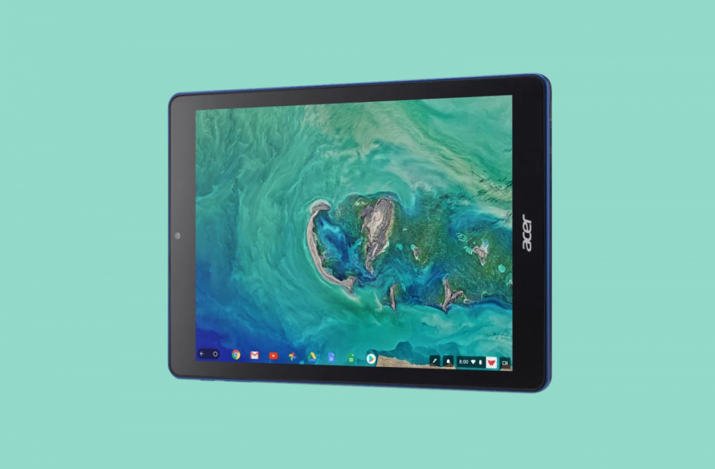 Acer Chromebook Tab 10 forthcoming