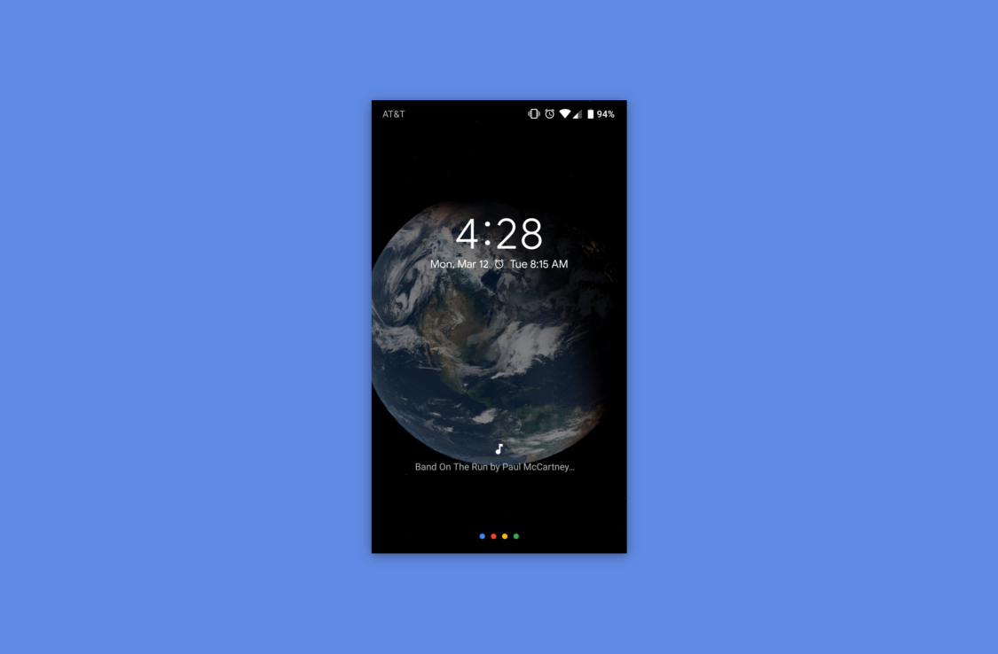 Android P allows apps to lock screen without disabling