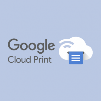 Google Cloud Print will be killed off in 2021