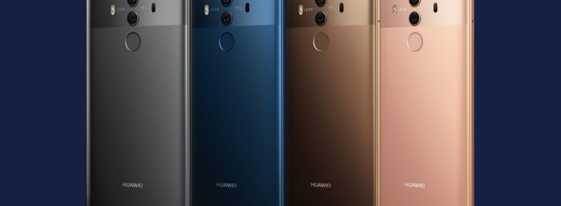 Huawei Mate 10 Pro (Latin America) update adds ability to turn on the screen with Google Assistant
