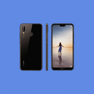 Huawei P20, P20 Lite, and P20 Pro Revealed in Leaked Press Renders