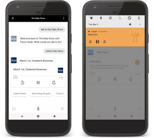 Google Assistant is adding better media playback and custom