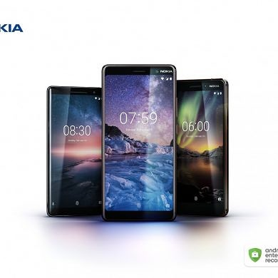 Nokia 8 Sirocco, Nokia 7 Plus, and Nokia 6 are now part of the Android Enterprise Recommended Program