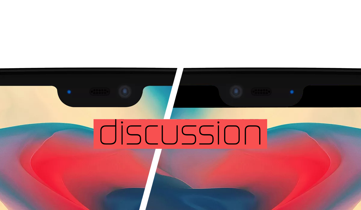 Would you buy a phone with a display notch if you could hide it?