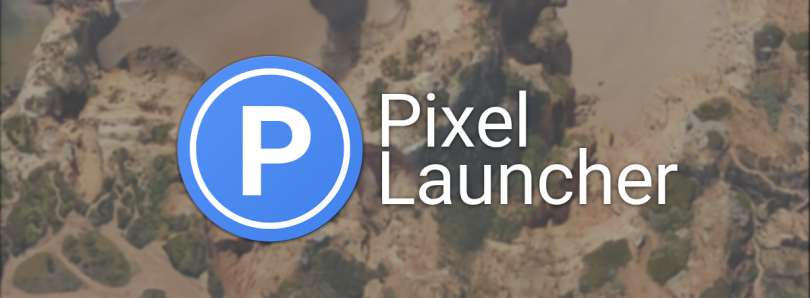Download the updated Pixel Launcher from the Google Pixel 4 with a swipe-down notification gesture