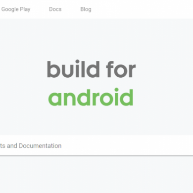 Android Developers site gets a major redesign ahead of Google I/O