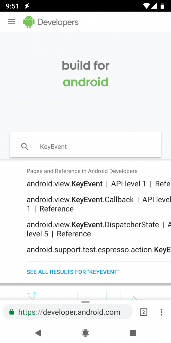 Android Developers site gets a major redesign ahead of