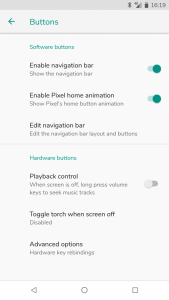 CarbonROM Android Oreo