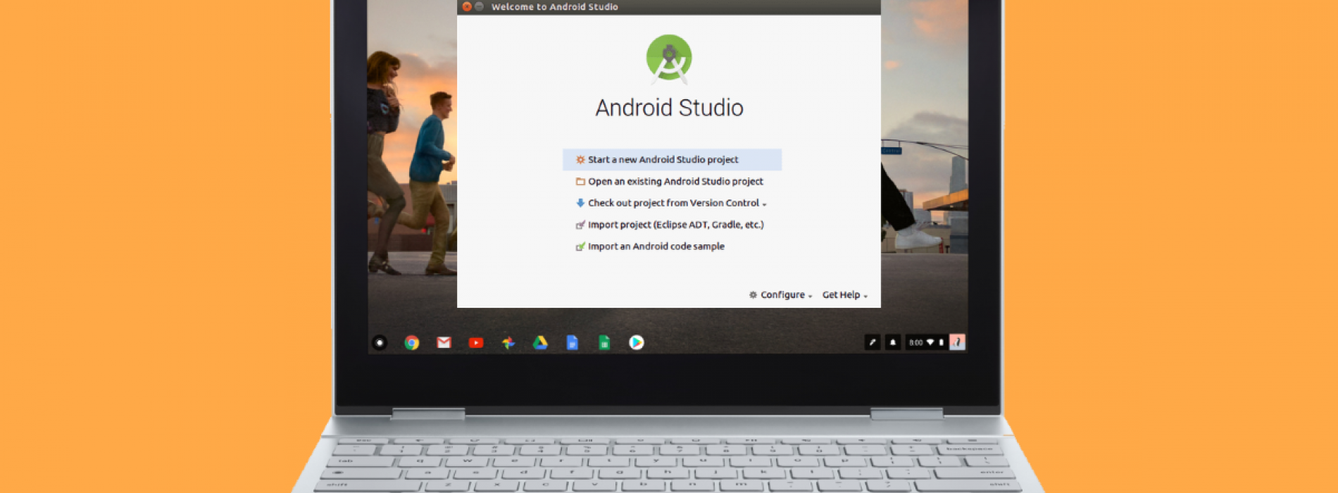 Linux Apps On Chrome Os An Overview Of Its Biggest Feature Since Android Apps