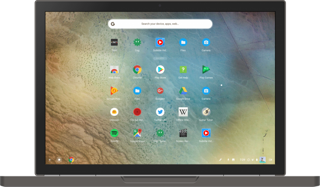 "Chrome OS getting ""Select All"" in File Manager app for better tablet support"