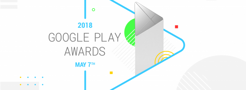 [Update: Winners] Google announces the nominees for the 2018 Google Play Awards