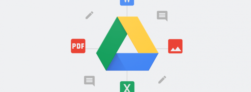 Google tests new designs in Gmail for Drive attachments and in Drive for document scanning