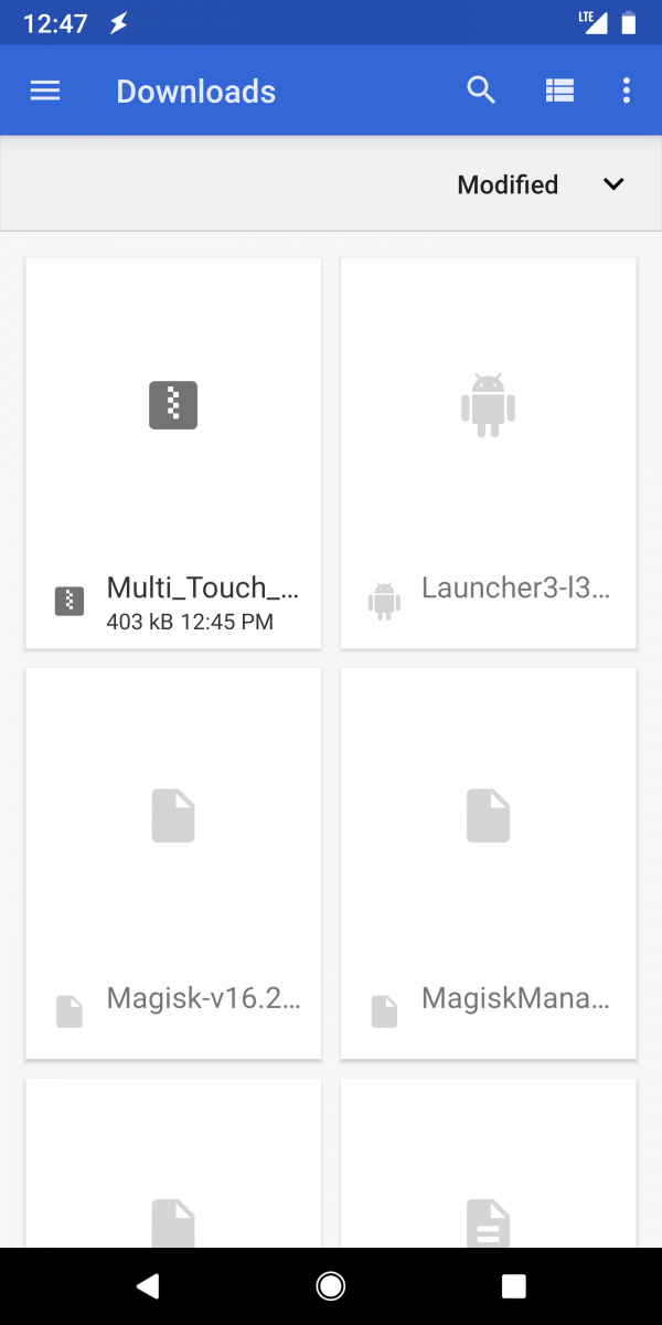 How to Fix the Multi-Touch Bug on the Google Pixel 2/2 XL running