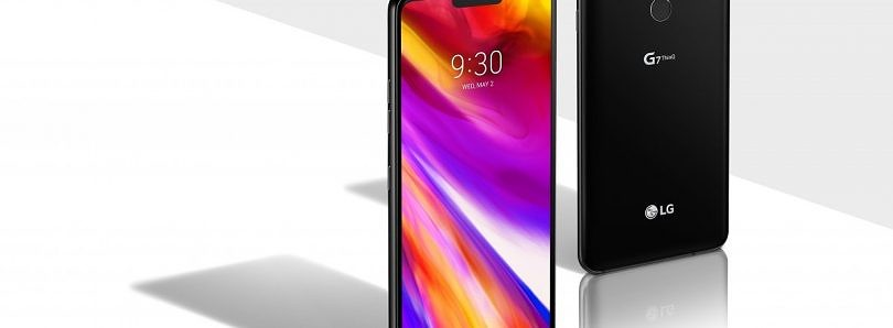 LG G7+ ThinQ launched in India with Snapdragon 845 for ₹39,990 ($582)