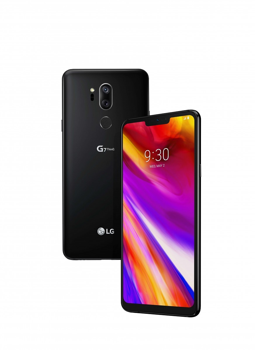 The LG G7 ThinQ is official: here are the specifications