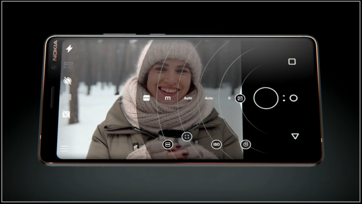 Download: Nokia Camera with Lumia's Pro Camera Mode for the