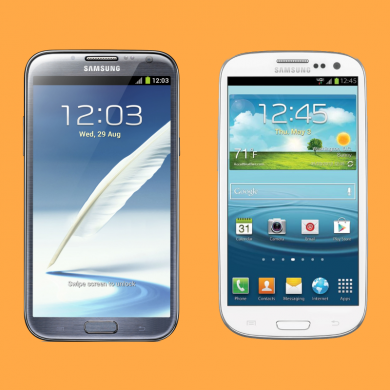 The Samsung Galaxy S III & Galaxy Note II may succeed the legendary HTC HD2