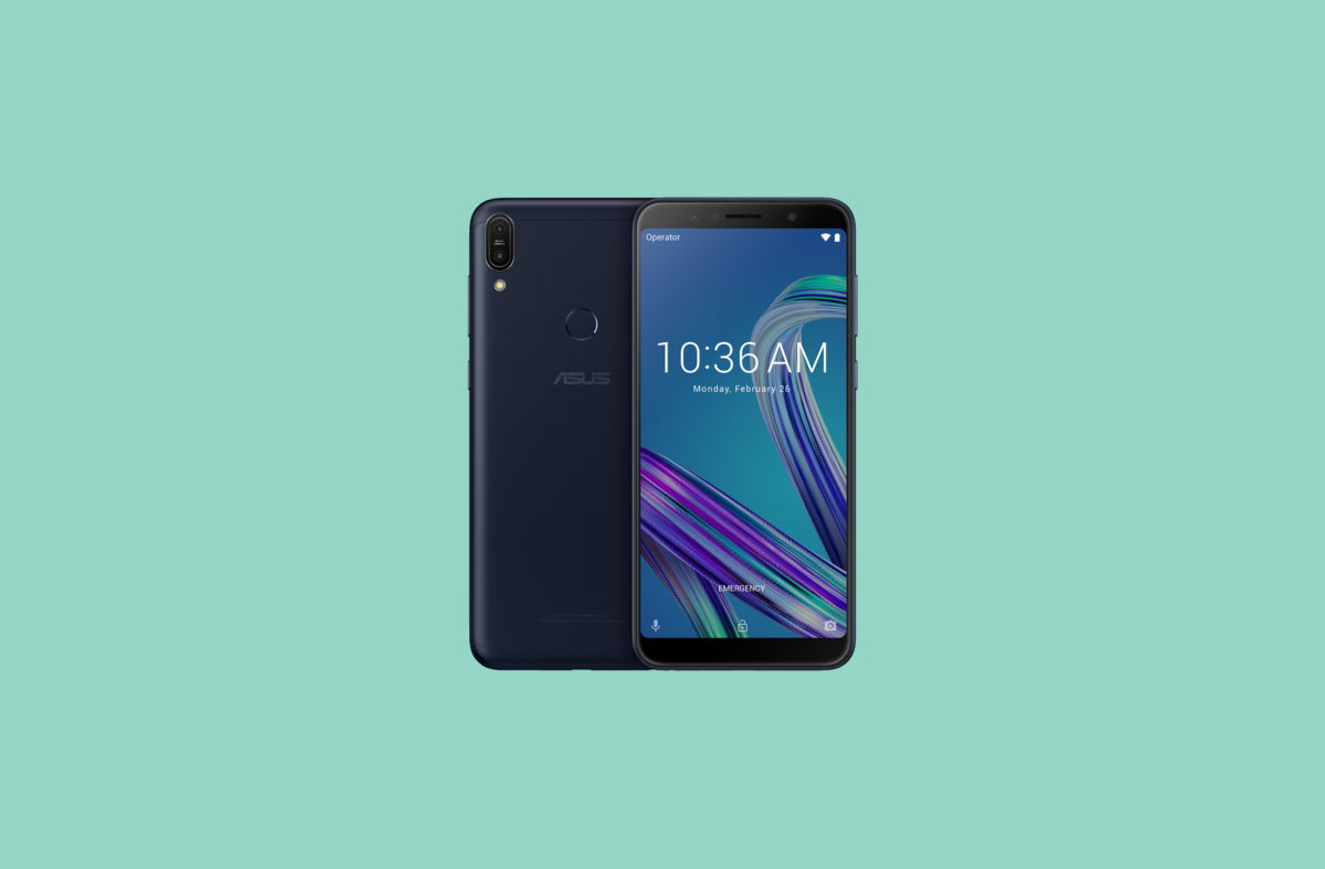Update: Also for Max Pro M2] Asus rolls out Android Pie for
