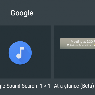 "Pixel Launcher's ""At A Glance"" Widget Now Available In the Latest Google App Beta"