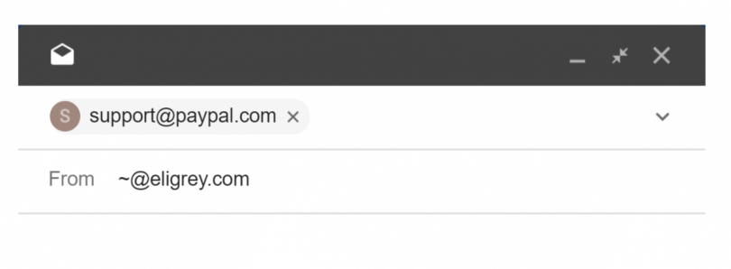 [Update: Fixed] Google Inbox emails can be spoofed to fake the recipient
