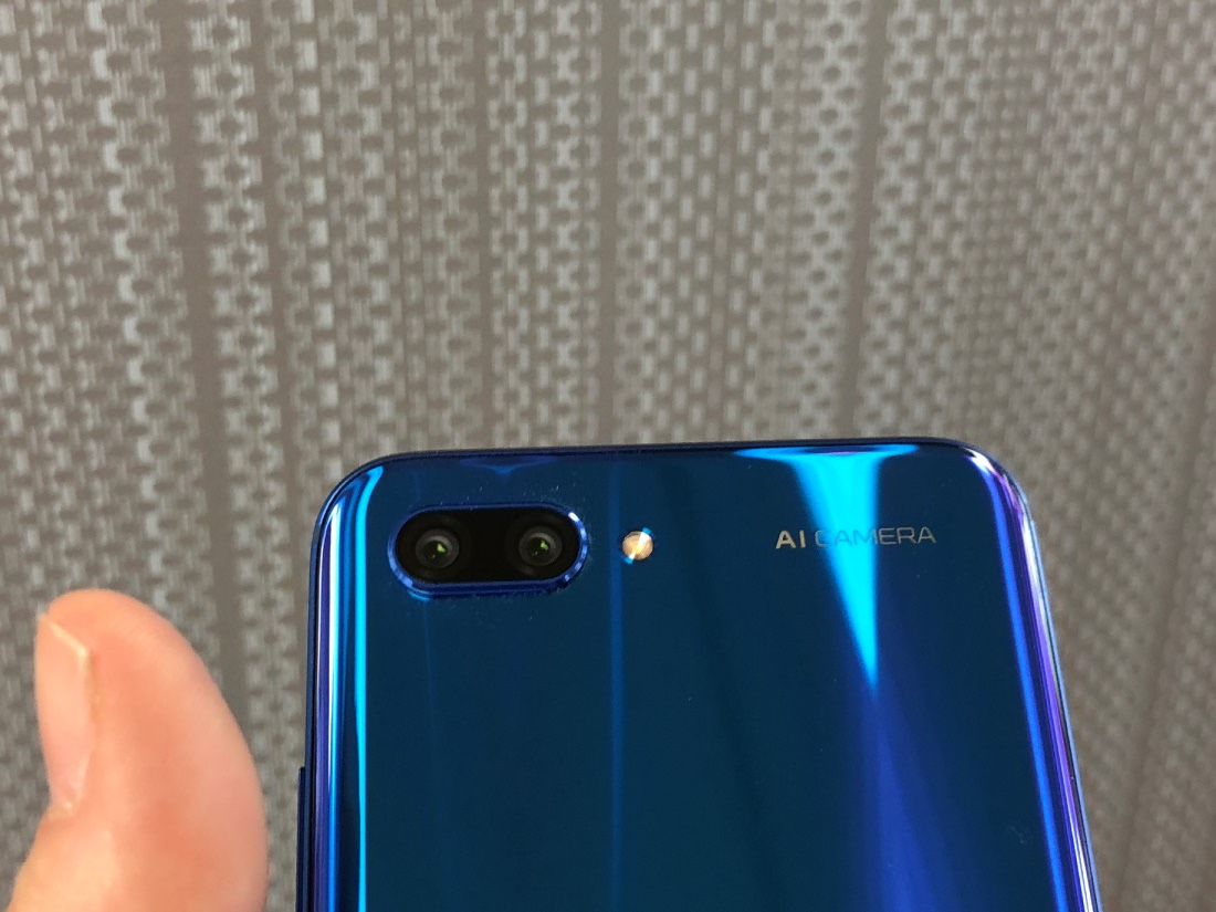 Early First Look at the Honor 10