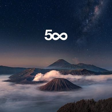 500 Firepaper will stop working on June 15th as 500px closes down API