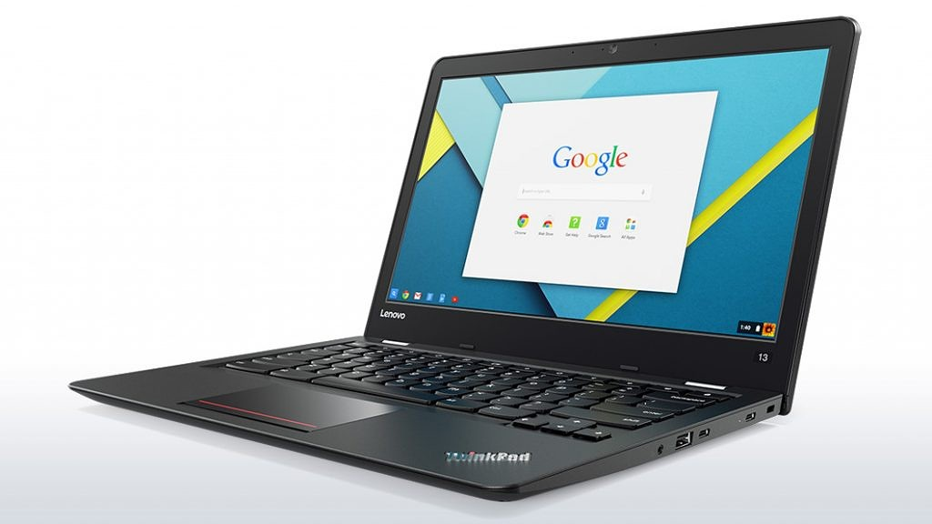 The Lenovo Thinkpad 13 Chromebook was the last enterprise Chromebook, released in 2016.