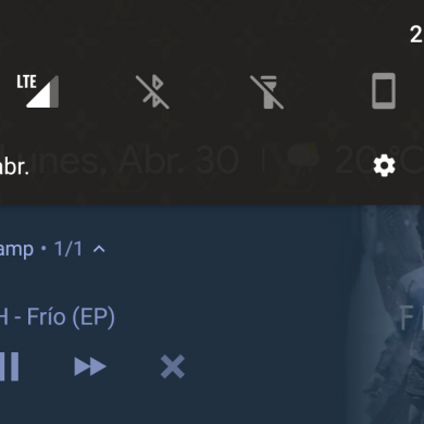 Poweramp returns from the grave with a new UI