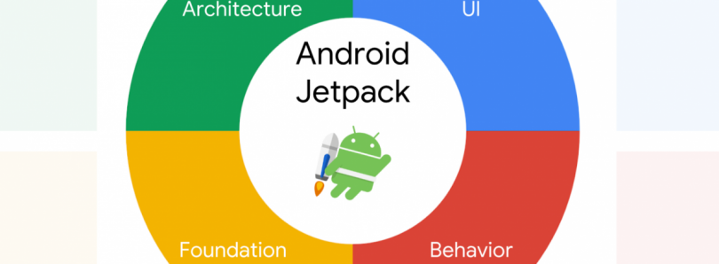Android Jetpack is a set of Android components designed with Kotlin in mind, available with Android Studio 3.2