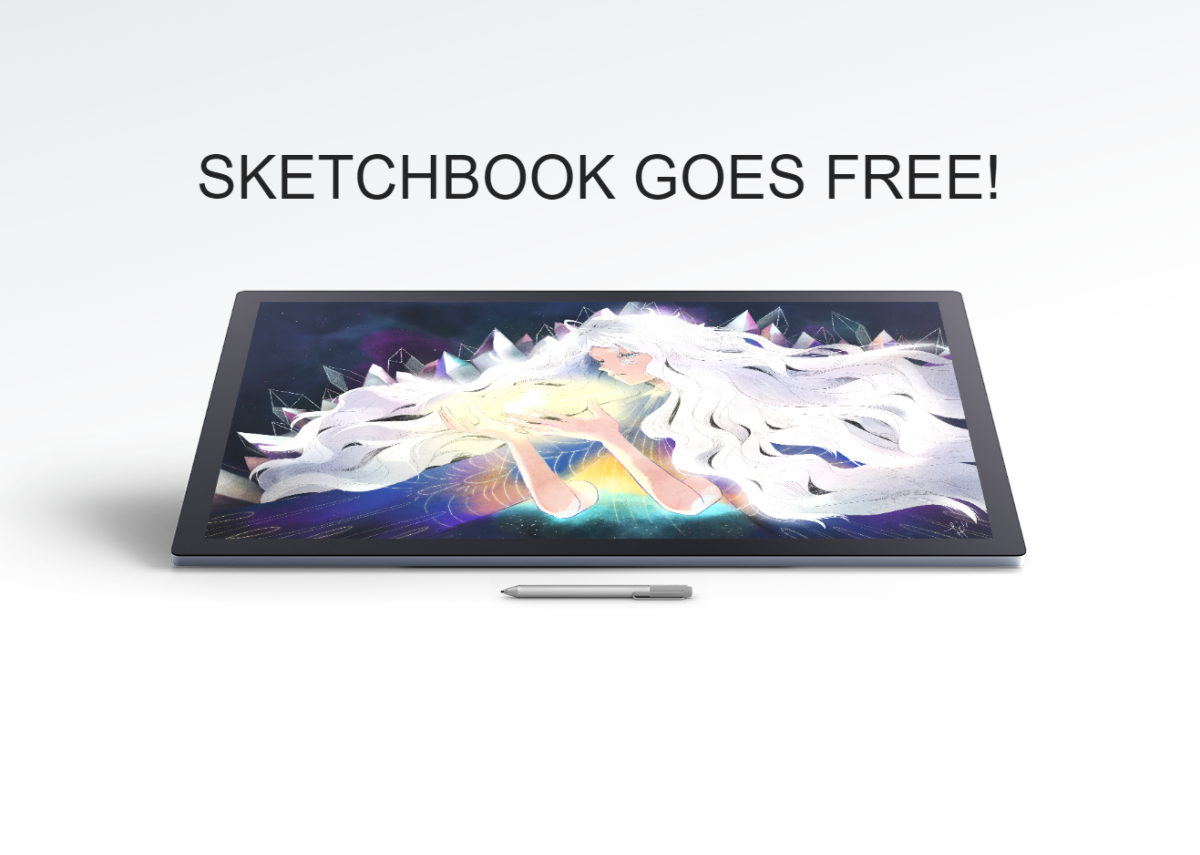 Autodesk SketchBook goes free so anyone can draw on Android