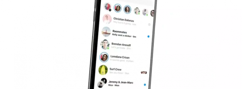 Facebook Messenger is getting redesigned soon, and it'll have a dark theme