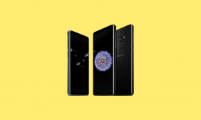 How to install May security update on the Snapdragon Galaxy S9/S9+
