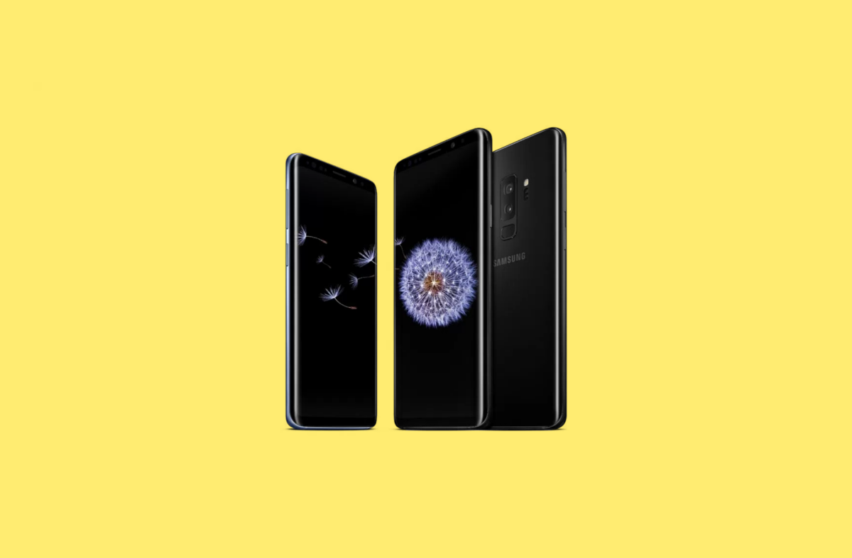 Samsung Galaxy S9 update brings scheduled Night Mode and