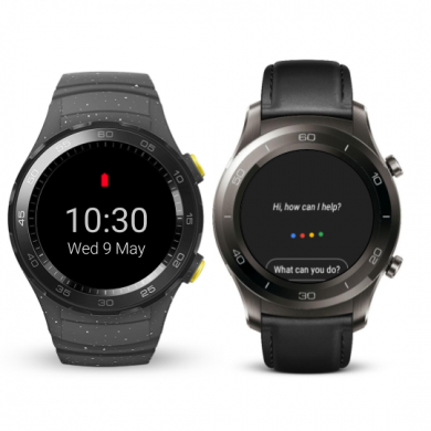 Wear OS gets Actions on Google Assistant support and enhanced Battery Saver mode