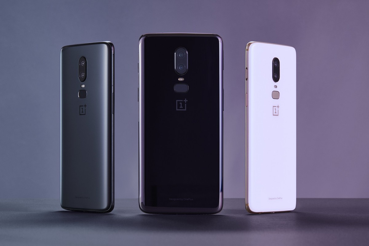 The OnePlus 6 is official: Here's the specifications, pricing, and