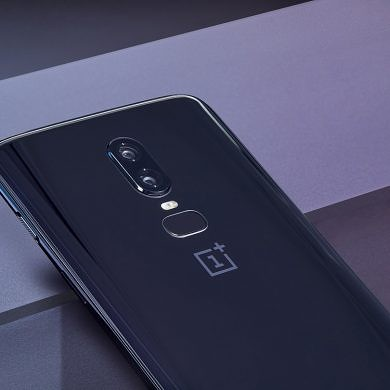 OxygenOS OB 6 on the OnePlus 6 adds Nightscape and new gesture