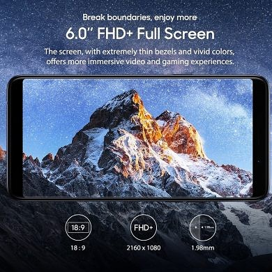 The Oppo Realme 1 is now official in India with a 6″ Full HD+ display and the MediaTek Helio P60 SoC