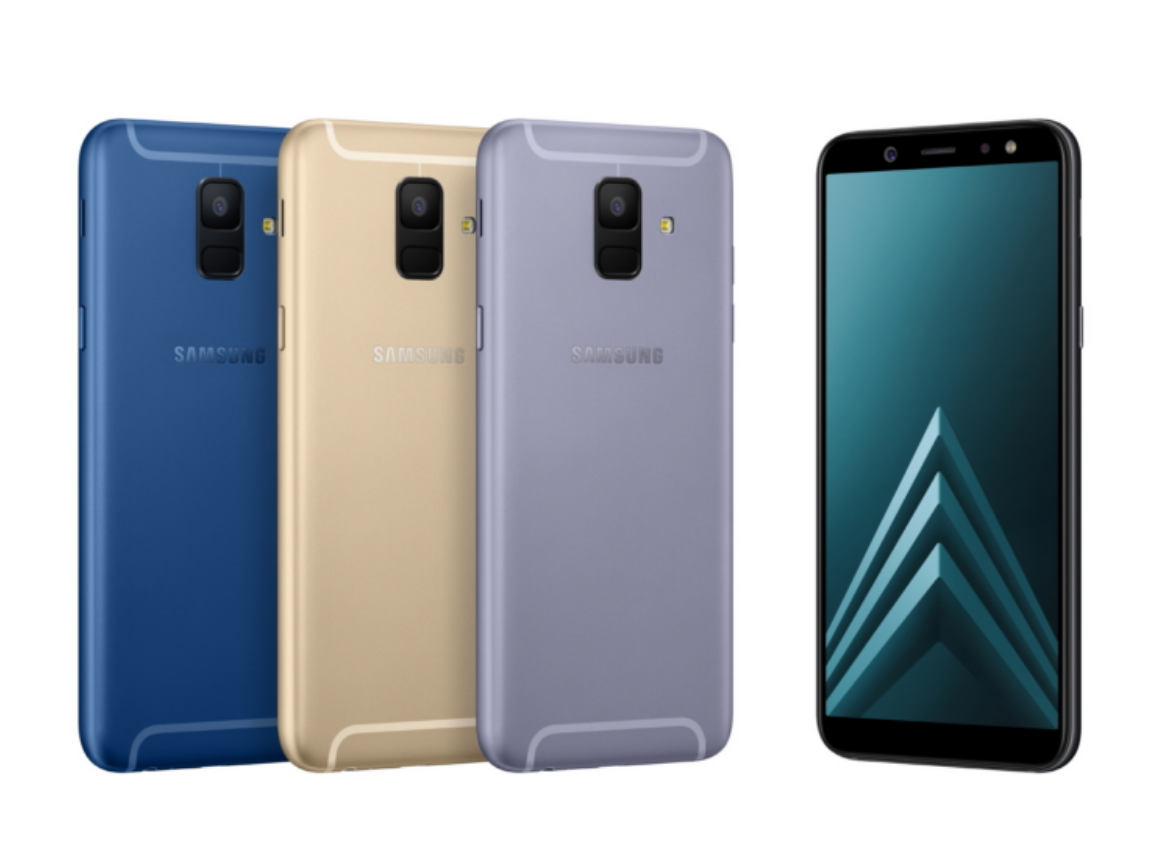 Samsung Galaxy A6 and A6+ are official: here are the specifications
