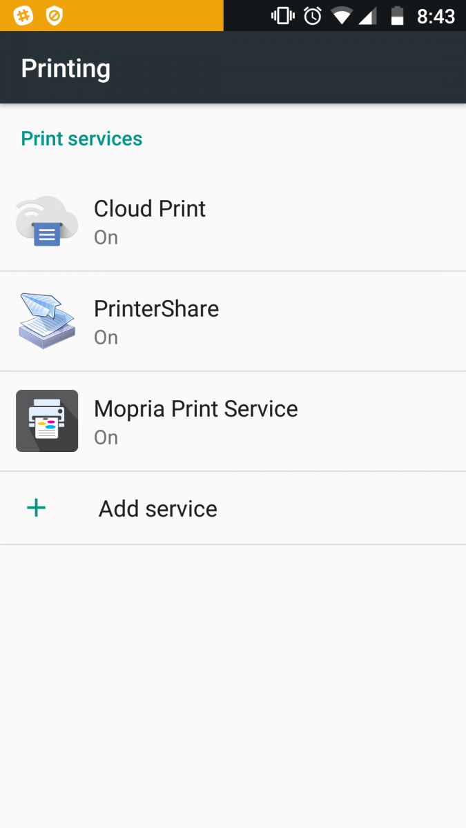 The History of Printing on Android and how the Mopria Alliance made