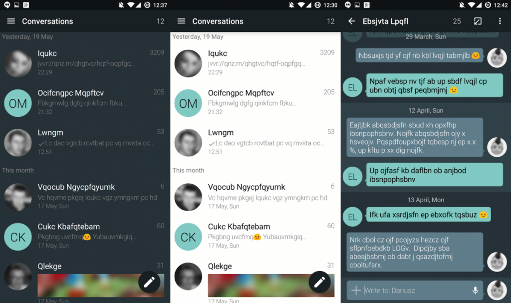 Top Text Messaging App for Android