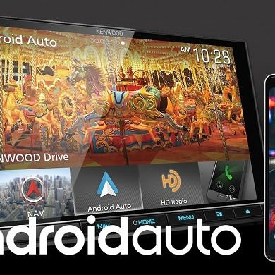 Developer turns a wired Android Auto head unit into a wireless one