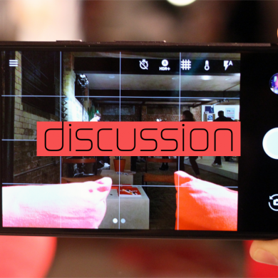 Do you prefer having fewer options in a camera app, or more?