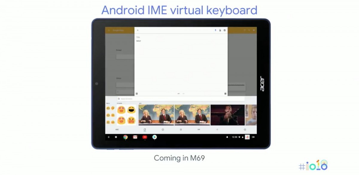 Chrome OS will support Gboard, app shortcuts, and PiP with