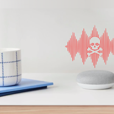 Inaudible malicious Google Assistant commands can be hidden in music and other audio