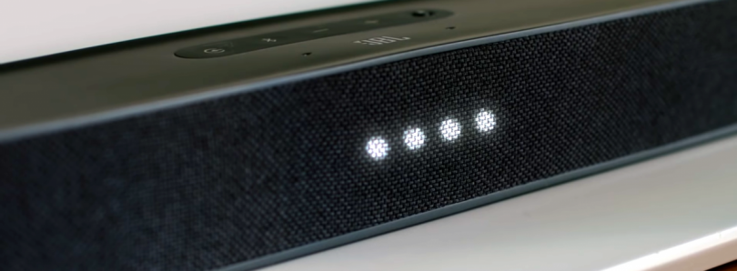 [Update: Now Available] JBL LINK BAR is a soundbar with Android TV and Google Assistant built-in