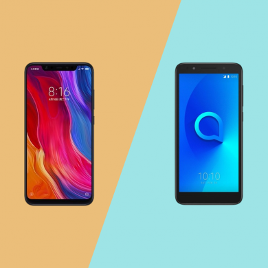 Xiaomi Mi 8 and Alcatel 1X forums are now open