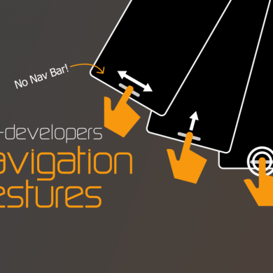 Navigation Gestures 1.11.7 adds Anchored Pill, pill fade, crash handler, and more